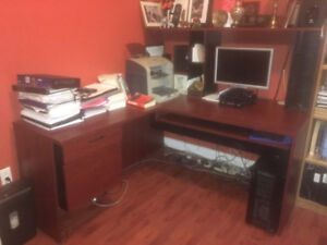 Office/Computer Desk - L Shaped