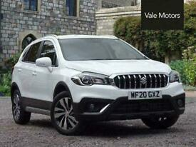 image for 2020 Suzuki SX4 S-Cross 1.4 Boosterjet MHEV SZ-T (s/s) 5dr Manual SUV Petrol/Ele