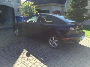 Mazda3 2008 (Négociable)