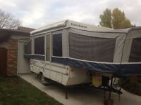 1999 Dutchman Tent Trailer