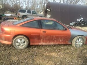 Chevy Cavalier for parts