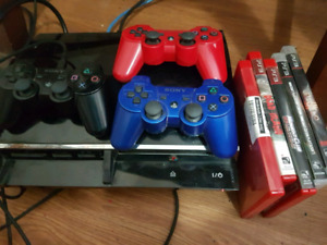 Playstation 3 consoles