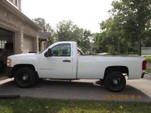 2009 Chevrolet Silverado 1500 W.T. Pickup Truck Reduced