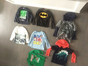5T toddler boy clothes $20 for all