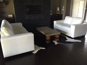 Couch, love seat, chair