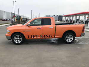 2010 DODGE LARAMIE 1500 REDUCED ! cash or trade