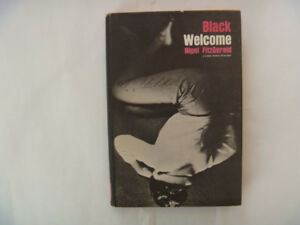 BLACK WELCOME by Nigel Fitzgerald - Hardcover w/dj