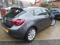 Vauxhall Astra 1.6 SE 5dr PETROL MANUAL 2010/10