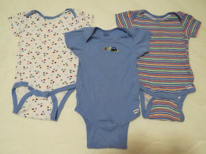 boys 24 month onesies, Group of 3