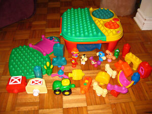 Fisher-Price : Pop-Onz Building System