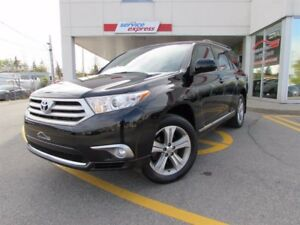 Toyota Highlander 4WD 4dr 7 PASSAGERS 2013