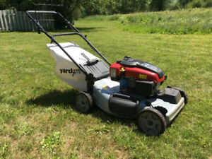YardPro self-propelled lawn mower