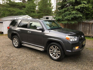 2010 Toyota 4Runner LIMITED- REDUCED!!!!
