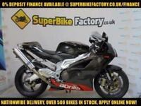 2006 06 APRILIA RSV1000 1000CC 0% DEPOSIT FINANCE AVAILABLE
