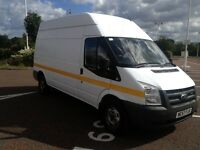 2008 FORD TRANSIT T350 100hp LONG MOT £2699