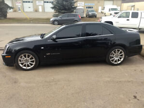 CADILLAC STS-V VERY RARE VERY LOW KMS