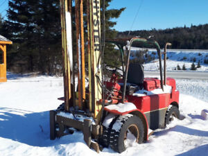 Gas Powered fork Lift