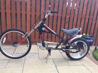 Schwinn Sting Ray Chopper Bike