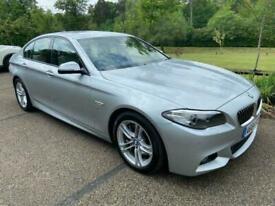 image for 2014 BMW 5 Series 3.0L 530D M SPORT 4d AUTO 255 BHP Saloon Diesel Automatic