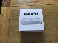 Mac mini - wireless keyboard and Magic Trackpad