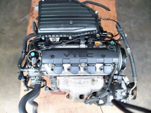2001 2005 JDM HONDA CIVIC 1.7L ENGINE SOHC VTEC AND NON VTEC