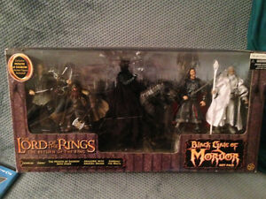 Lord of the Rings action figure boxed sets London Ontario image 1