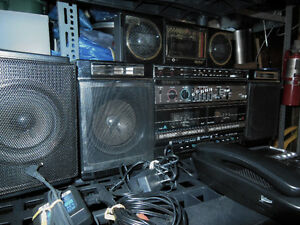 Various Portable Stereo equipment and TV's for sale Windsor Region Ontario image 5