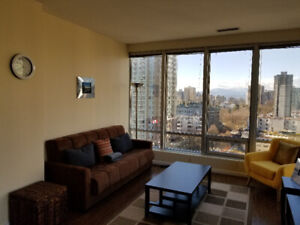 Deluxe Furnished High Floor Luxury Suite at Electra