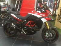 DUCATI MULTISTRADA PIKES PEAK ONLY 3600 MILES FROM NEW !!!