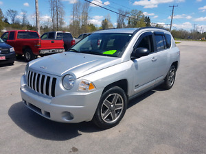 2009 jeep compass 4x4 4cyl cert etested Rocky mountain edition