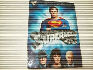 """Superman: The Movie"" (1978) 4-Disc Special Edition DVD Sealed!"