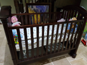 Baby Crib with Matress for sale
