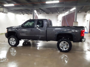 2010 Lifted Chevy Silverado 1500 LTZ