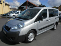 2013 Peugeot Expert HDI TEPEE COMFORT L1 Diesel WAV Wheelchair Access Vehicle
