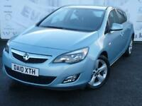 2010 VAUXHALL ASTRA 1.6 SRI 5 DOOR FULL MAIN DEALER SERVICE HISTORY FRONT AND RE