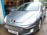 Peugeot 407 2.0HDi 136 ( Luxury ) 2004MY SE