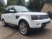 Land Rover Range Rover Sport 3.0 SD V6 4X4 ( 255bhp ) ( Luxury Pk ) aut HSE