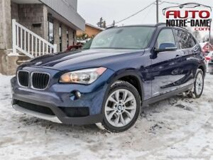 BMW X1 AWD 4dr xDrive28i TOIT PANORAMIQUE CUIR 4X4  2014