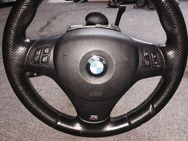 Bmw e81 e82 driver airbag