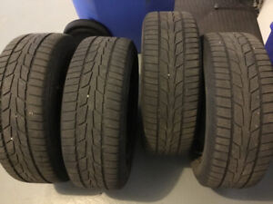Winter tires and wheels205/55/16