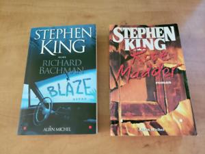 Romans de Stephen King