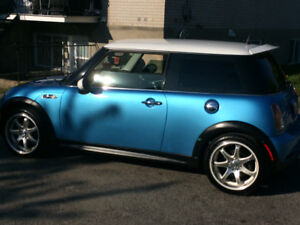 2002 MINI Other S Coupe (2 door)