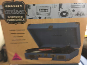 Portable Record Player - EXCELLENT Condition