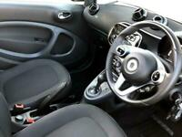 2018 smart fortwo fortwo cabrio 52 kW passion Auto Cabriolet/Roadster Petrol Aut