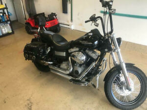2009 Harley Davidson street bob