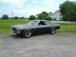 WANTED:  1966-72 Chevelle SS, GTO '66-70, or Nova '68-70