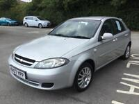 57 Chevrolet Lacetti 1.6 SX Exceptional Family Car MUCH CHEAPER £795 p/ex cards