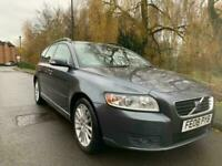 VOLVO V50 1.8 SE ESTATE CAR FIRST TO SEE WILL BUY