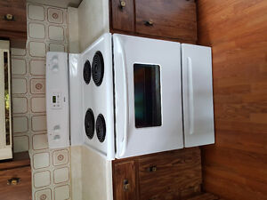 I want this stove out