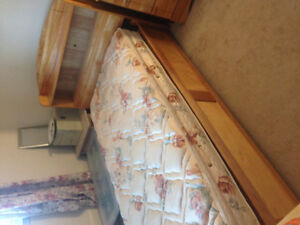 Captain youth bed with hutch and desk
